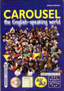 carousel the english-speaking world  cd audio - ISBNx: 9788849303551