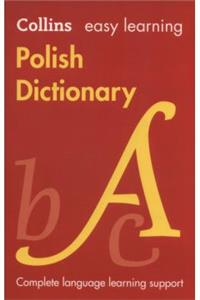 collins easy learning polish dictionary - ISBN: 9780007551910