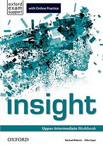 Insight Upper-Intermediate WB with Online Practice PL 2020