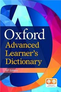 oxford advanced learners dictionary paperback 10e with 1 year access to both premium online and app - ISBNx: 9780194798488