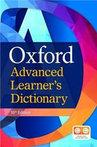 oxford advanced learners dictionary hardback 10e with 1 year access to both premium online and app - ISBNx: 9780194798495