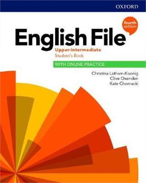 english file fourth edition upper-intermediate students book with online practice - ISBNx: 9780194039697
