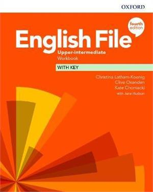 english file fourth edition upper-intermediate workbook with key - ISBNx: 9780194039888