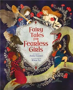 fairy tales for fearless girls - ISBN: 9781789502534
