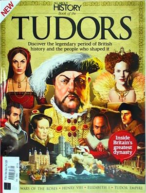 all about history book of the tudors - ISBNx: 9781838506858