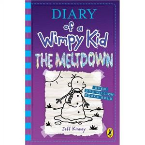 diary of a wimpy kid the meltdown book 13 - ISBNx: 9780241389317