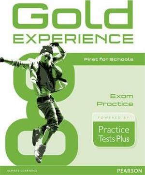 gold experience ptp first for schools exam practice - ISBN: 9781292148366