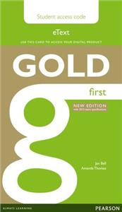gold first ne etext stdacccodecard - ISBN: 9781447973881