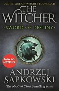 sword of destiny tales of the witcher - ISBN: 9781473231085