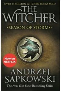 season of storms a novel of the witcher - ISBN: 9781473231139