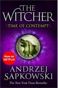 time of contempt witcher 2 - ISBN: 9781473231092