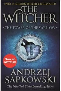 the tower of the swallow witcher 4 - ISBN: 9781473231115