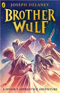 brother wulf the spooks apprentice brother wulf - ISBNx: 9780241416495