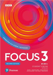 focus second edition 3 student's book  digital resources  interactive ebook - ISBNx: 9788378829331