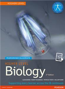 biology higher level 2nd edition print for the ib diploma - ISBNx: 9781447959007