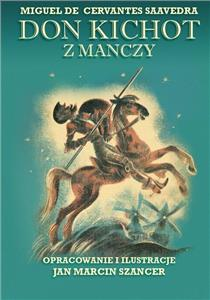 don kichot z manczy - ISBN: 9788372723253
