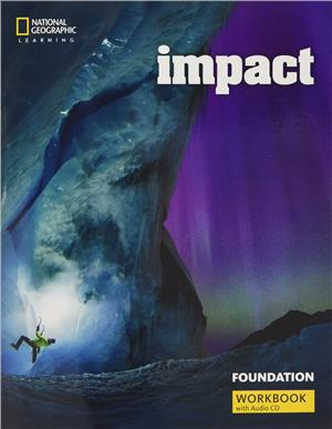 impact foundation students book  online workbook - ISBN: 9781337504041