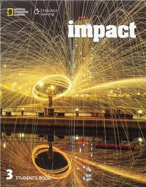 impact 3 b1 students book  online workbook - ISBN: 9781337504027