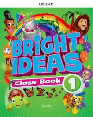 bright ideas 1 class book and app pack - ISBNx: 9780194117852