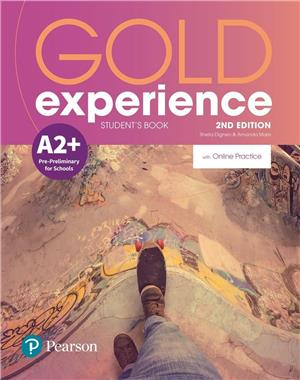 gold experience 2nd edition -a2 students book with online practice - ISBN: 9781292237251