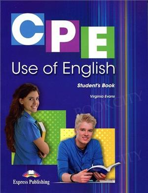 cpe use of english students book  kod digibook - ISBNx: 9781471595653