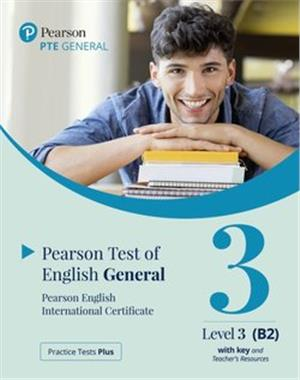 practice tests plus pte general level 3 b2 with key and teachers resources - ISBNx: 9781292353425