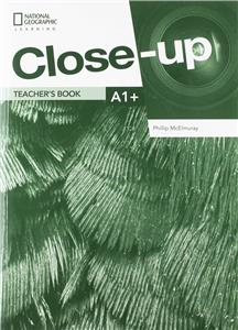 close up 2nd edition a1 teachers book with online teachers zone  audio  video discs - ISBNx: 9781408098288