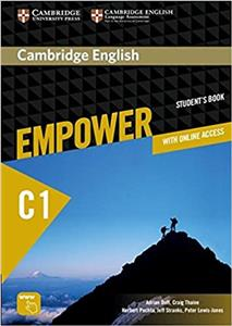 cambridge english empower advanced students book  online access - ISBN: 9781107469099