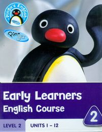 pingus english early learners english course level 2 - ISBNx: 9780747311102