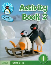 pingus english activity book 2 level 2 - ISBNx: 9780747310549