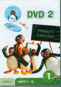 pingus english 2 dvd level 1 - ISBNx: 9780747310785