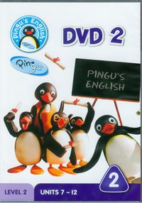 pingus english dvd 2 level 2 - ISBNx: 9780747310808
