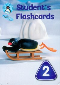 pingus english flashcards level 2 - ISBNx: 9780747310907