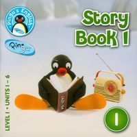 pingus english story book 1 level 1 - ISBNx: 9780747310655