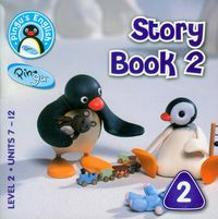 pingus english story book 2 level 2 - ISBNx: 9780747310686