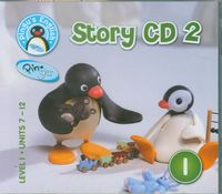 pingus english story cd 2 level 1 - ISBNx: 9780747310723