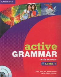 active grammar 1 book with answers and cd-rom - ISBN: 9780521732512