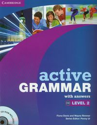 active grammar 2 book with answers and cd-rom - ISBN: 9780521175999