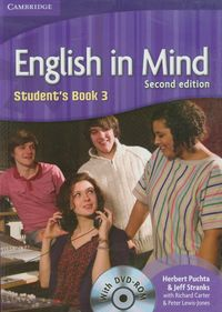 english in mind level 3 students book with dvd-rom - ISBN: 9780521159487