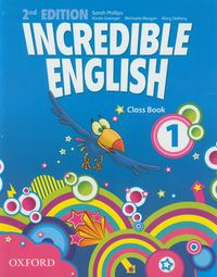 incredible english 2e 1 class book - ISBN: 9780194442282
