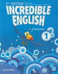 incredible english 2e 1 activity book - ISBN: 9780194442404