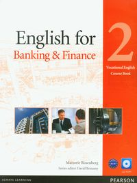 english for banking and finance 2 coursebook  cd-rom - ISBNx: 9781408269893