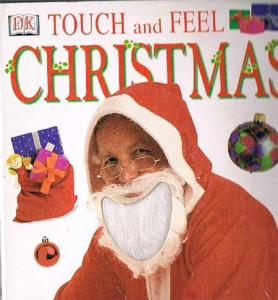 baby touch and feel christmas - ISBN: 9780751362589