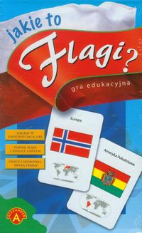 gra jakie to flagi mini - ISBN: 5906018003994