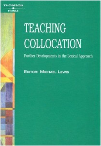 teaching collocations - ISBN: 9781899396115