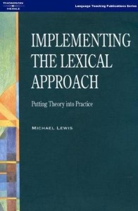 implementing the lexical approach - ISBN: 9781899396603