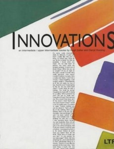innovations students book - ISBN: 9781899396160