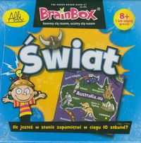 brain box świat - ISBN: 8590228091673