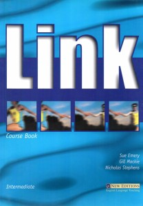 link intermediate student book - ISBNx: 9789608136120