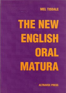 the new english oral matura - ISBN: 9788385983449